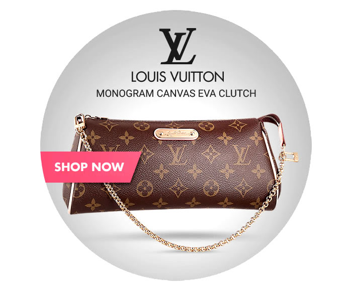 Louis Vuitton Monogram Clutch Replica